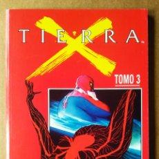 Cómics: RETAPADO TIERRA X TOMO 3: NÚMEROS 7-8-9-10 (FORUM, 2001). POR KRUEGER Y LEON. 144 PÁGINAS A COLOR.. Lote 192446548