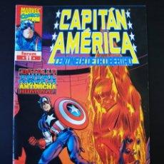 Cómics: EXCELENTE ESTADO CAPITAN AMERICA 11 FORUM. Lote 192524918