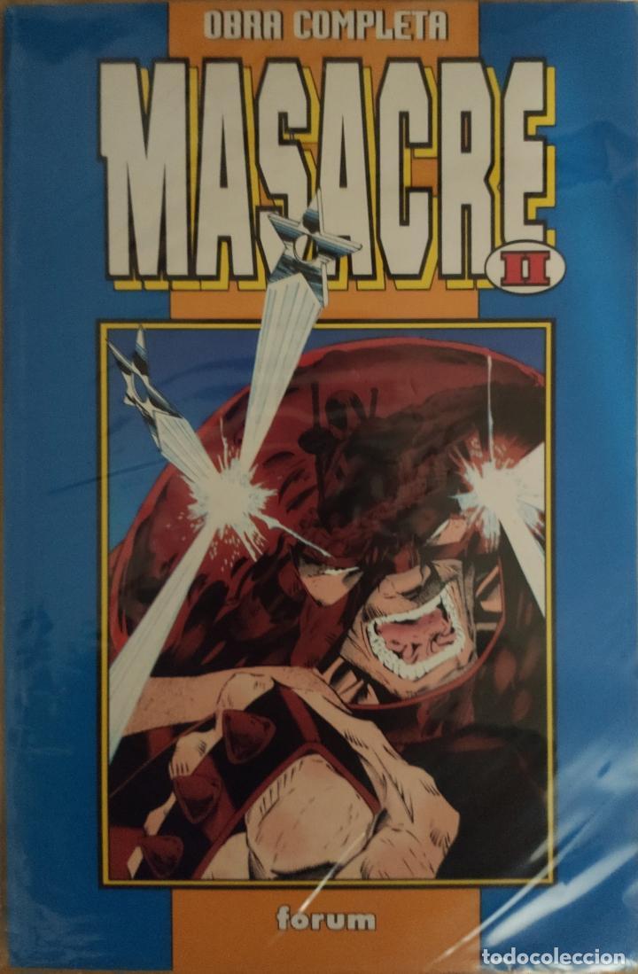 OBRA COMPLETA MASACRE II (Tebeos y Comics - Forum - Prestiges y Tomos)