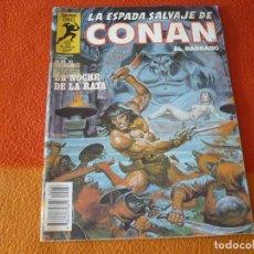 Cómics: LA ESPADA SALVAJE DE CONAN Nº 36 SERIE ORO VERTICE MUNDI COMICS. Lote 192596382