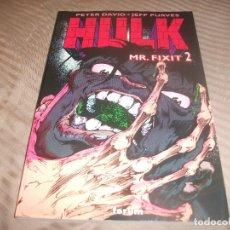 Cómics: HULK MR FIXIT 2. Lote 192601497