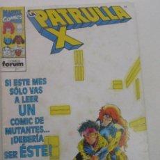 Fumetti: PATRULLA-X VOL. 1 Nº 142 FORUM MUCHOS MAS A LA VENTA MIRA TUS FALTAS E3. Lote 192734187