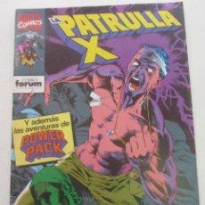 Fumetti: PATRULLA-X VOL. 1 Nº 105 BUEN ESTADO FORUM MUCHOS MAS A LA VENTA MIRA TUS FALTAS E5. Lote 192736772