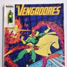Cómics: LOS VENGADORES Nº 16 COMICS FORUM. Lote 192859668