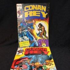 Cómics: CONAN REY. CÓMICS FORUM. Lote 192884907
