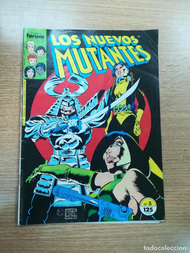 NUEVOS MUTANTES VOL 1 #5 (Tebeos y Comics - Forum - Nuevos Mutantes)
