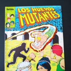 Cómics: EXCELENTE ESTADO LOS NUEVOS MUTANTES 9 FORUM. Lote 193073715