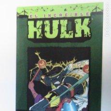 Cómics: COLECCIONABLE HULK Nº 13. FORUM, 2003.. Lote 193167733