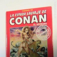 Comics : LA ESPADA SALVAJE DE CONAN (TOMOS ROJOS) 18. FORUM.. Lote 193171505