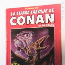 Fumetti: LA ESPADA SALVAJE DE CONAN (TOMOS ROJOS) 20. FORUM.. Lote 193172200