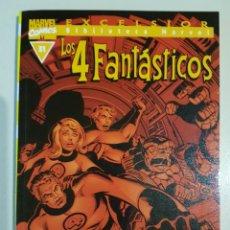 Cómics: BIBLIOTECA MARVEL - LOS 4 FANTÁSTICOS - 31 - TOMO - MARVEL - FORUM. Lote 193267697