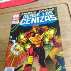 Cómics: IRON MAN DESDE LAS CENIZAS Nº 6 DE 8 FORUM. Lote 193339982