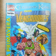 Cómics: VENGADORES VOL 1 EXTRA PRIMAVERA 1993 - CIUDADANO KANG #4. Lote 193365648
