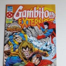 Cómics: GAMBITO Y LOS EXTERNOS NUM 2. LA ERA DE APOCALIPSIS. Lote 193380135