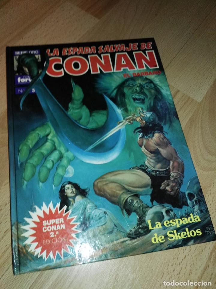 SUPER CONAN NUM. 3 (2ª EDIC.) (Tebeos y Comics - Forum - Conan)