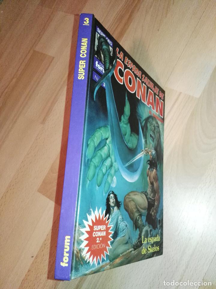 Cómics: Super Conan num. 3 (2ª edic.) - Foto 2 - 193425466