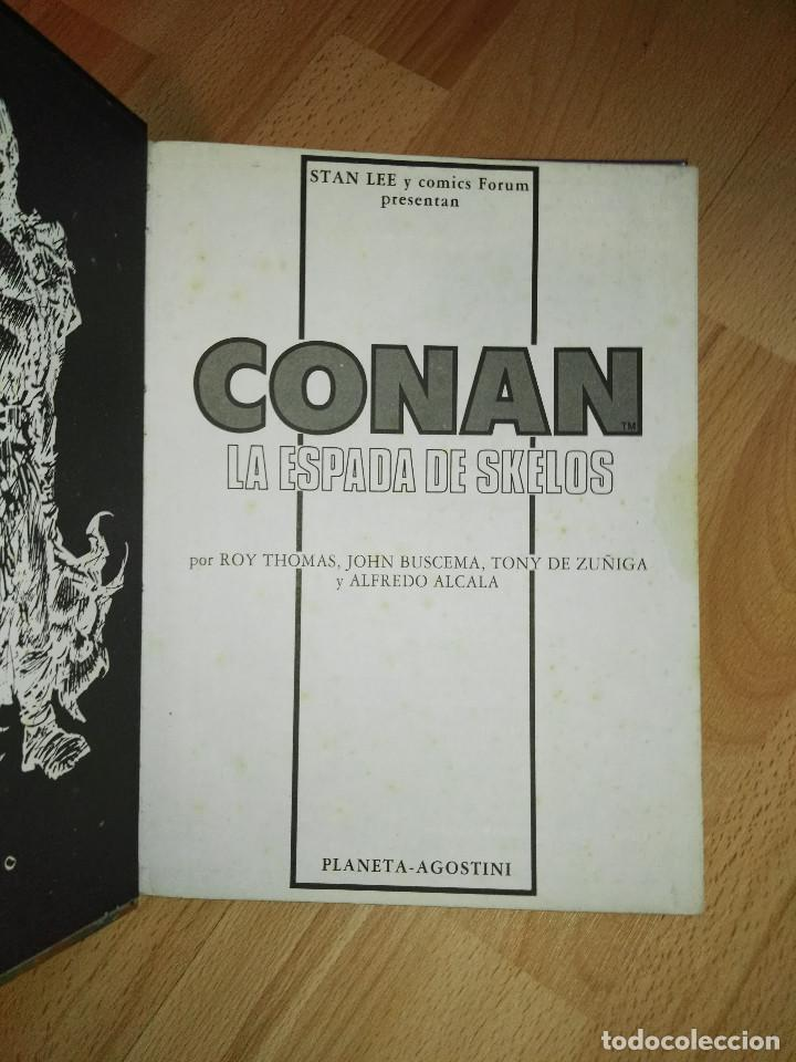 Cómics: Super Conan num. 3 (2ª edic.) - Foto 4 - 193425466