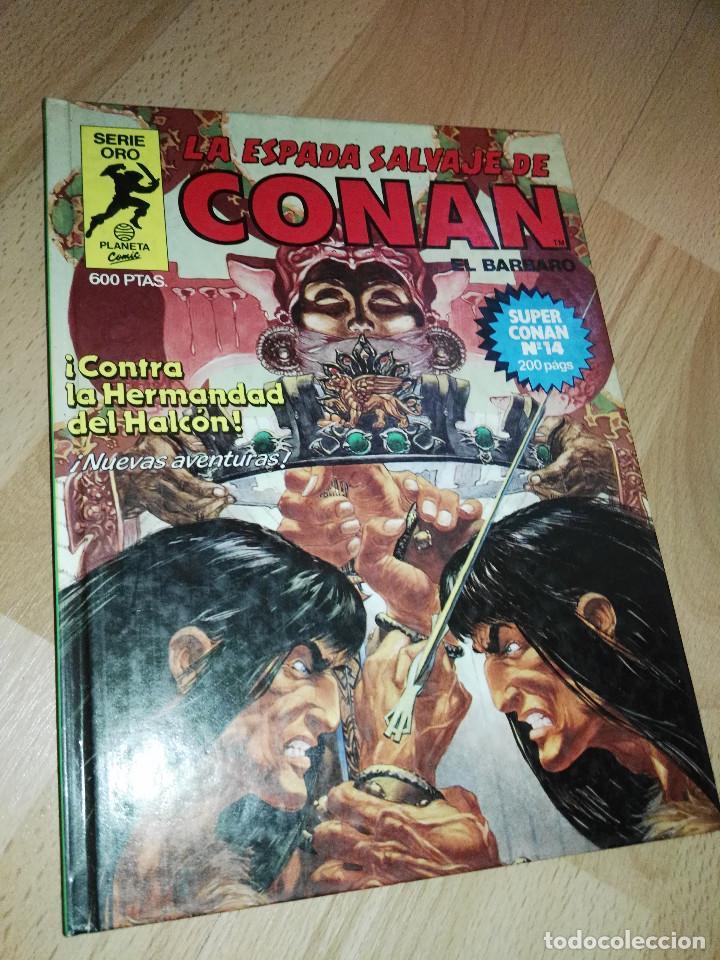 SUPER CONAN NUM. 14 (1ª EDIC.) (Tebeos y Comics - Forum - Conan)