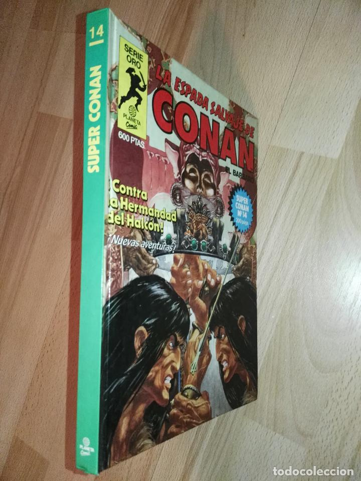 Cómics: Super Conan num. 14 (1ª edic.) - Foto 2 - 193425717