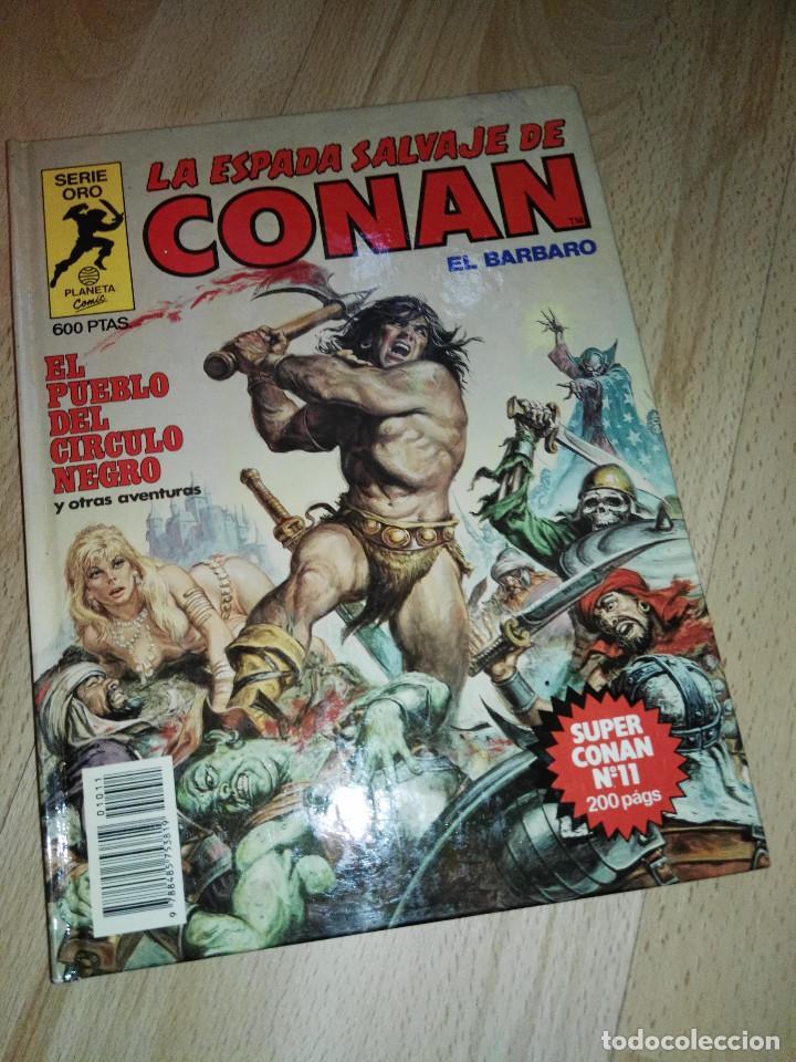 SUPER CONAN NUM. 11 (1ª EDIC.) (Tebeos y Comics - Forum - Conan)