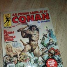 Cómics: SUPER CONAN NUM. 11 (1ª EDIC.). Lote 193426191