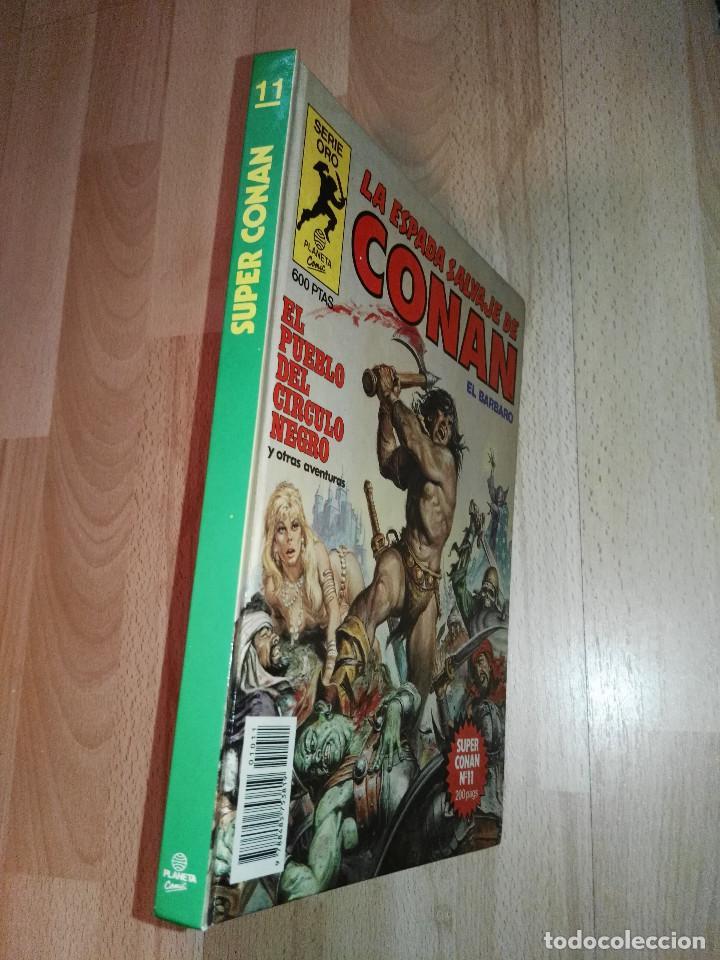 Cómics: Super Conan num. 11 (1ª edic.) - Foto 4 - 193426191
