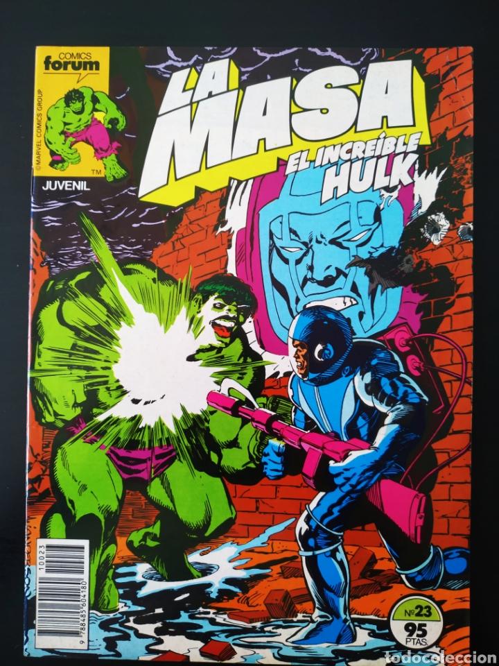 BASTANTE NUEVO LA MASA 23 FORUM (Tebeos y Comics - Forum - Hulk)
