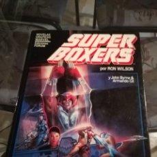 Fumetti: NOVELAS GRÁFICAS MARVEL. FORUM. NÚM 5. SUPER BOXERS. Lote 193646076