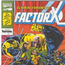 Comics: FACTOR X VOLUMEN 1. Nº 56 . Lote 193668737