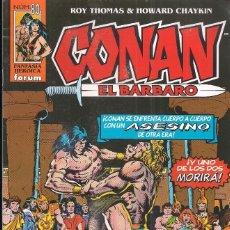 Cómics: CONAN EL BARBARO Nº 80. Lote 193684073