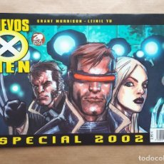 Cómics: NUEVOS X-MEN ESPECIAL 2002 - GRANT MORRISON Y LEINIL YU - FORMATO APAISADO - FORUM - JMV. Lote 193824025