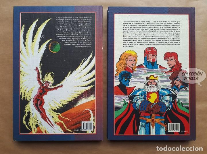 Cómics: Excalibur - Best of Marvel essentials 1 y 2 - Chris Claremont y Alan Davis - Forum - JMV - Foto 2 - 193828121
