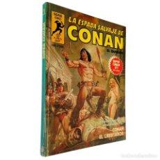 Cómics: LA ESPADA SALVAJE DE CONAN Nº 1 / FORUM 1982 (ROY THOMAS / JOHN BUSCEMA / TONY DE ZÚÑIGA). Lote 193837840