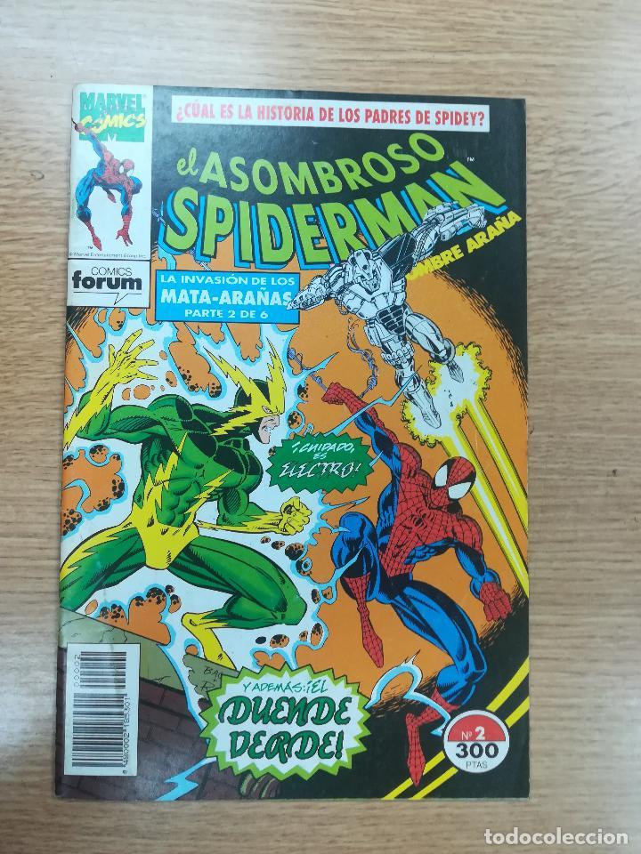 ASOMBROSO SPIDERMAN #2 (Tebeos y Comics - Forum - Spiderman)