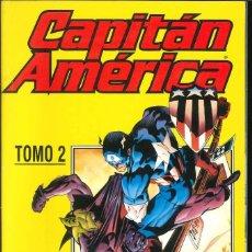 Comics: CAPITÁN AMÉRICA RETAPADO HEROES RETURN 6-7-8-9-10 FÓRUM MARVEL. Lote 193882390