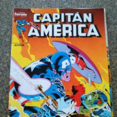 Cómics: CAPITAN AMERICA -- Nº 37 -- VOLUMEN 1 -- FORUM -- . Lote 193944762