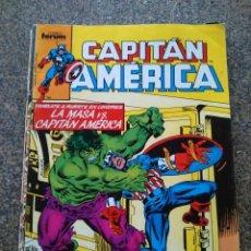 Cómics: CAPITAN AMERICA -- Nº 17 -- VOLUMEN 1 -- FORUM -- . Lote 193947046