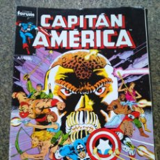 Cómics: CAPITAN AMERICA -- Nº 38 -- VOLUMEN 1 -- FORUM -- . Lote 193947101