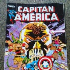 Cómics: CAPITAN AMERICA -- Nº 38 -- VOLUMEN 1 -- FORUM -- . Lote 193947101
