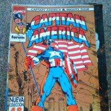 Comics : CAPITAN AMERICA -- Nº 1 -- VOLUMEN 2 -- FORUM --. Lote 193947155