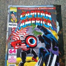 Comics : CAPITAN AMERICA -- Nº 3 -- VOLUMEN 2 -- FORUM -- . Lote 193947417