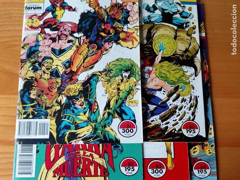 FACTOR X VOLUMEN 1 DEL 81 AL 85. LEER DESCRIPCION (Tebeos y Comics - Forum - Factor X)