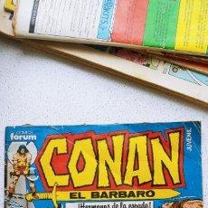 Cómics: CONAN EL BARBARO VOL.1 Nº 2 DOS FORUM. Lote 194137691