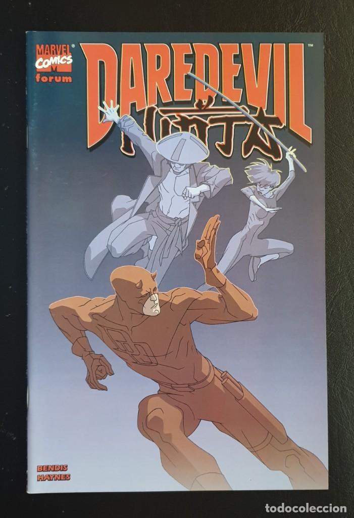 DAREDEVIL. NINJA DE BRIAN MICHAEL BENDIS. NUMERO ÚNICO. COMICS FORUM 2003 (Tebeos y Comics - Forum - Daredevil)