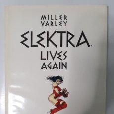 Cómics: ELEKTRA - EPIC COMICS DE FORUM 1990 - 1ª EDICIÓN (TAPA DURA). Lote 194166475