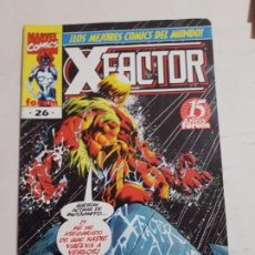 Cómics: X-.FACTOR Nº 26 FORUM ESTADO BUENO MAS ARTICULOS ACEPTO OFERTAS. Lote 194189688