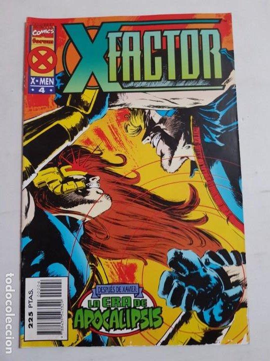 X-.FACTOR Nº 4 FORUM ESTADO BUENO MAS ARTICULOS ACEPTO OFERTAS (Tebeos y Comics - Forum - Factor X)