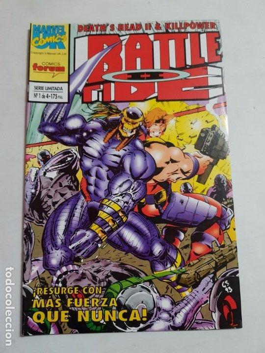 BATTLE TIDE Nº 1 DE 4 FORUM ESTADO BUENO MAS ARTICULOS ACEPTO OFERTAS (Tebeos y Comics - Forum - Otros Forum)