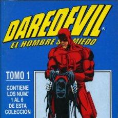 Cómics: DAREDEVIL VOL. 2 DAREDEVIL EL HOMBRE SIN MIEDO COMPLETA 4 TOMOS RETAPADOS. Lote 194212508