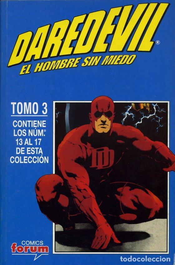 Cómics: DAREDEVIL VOL. 2 DAREDEVIL EL HOMBRE SIN MIEDO Completa 4 Tomos Retapados - Foto 3 - 194212508